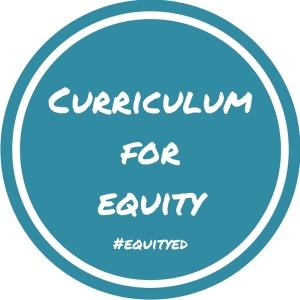 Curriculumforequity_hashtag